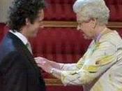 Michael Sheen récompensé Royaume Britanique