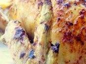 Poulet rôti l'origan