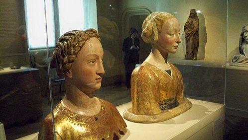 Le bain et le miroir au musée de Cluny