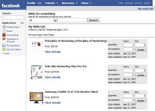 Quel usage professionnel pour Facebook ?