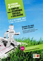 2e Salon de l'emploi dans l'économie sociale et solidaire