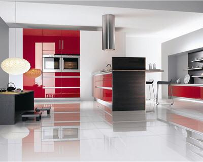 couleurs mat riaux innovants la cuisine fait peau neuve paperblog. Black Bedroom Furniture Sets. Home Design Ideas