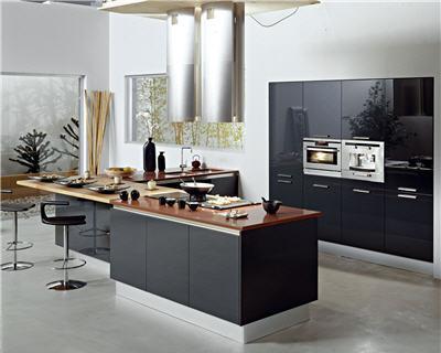 couleurs mat riaux innovants la cuisine fait peau neuve paperblog. Black Bedroom Furniture Sets. Home Design Ideas