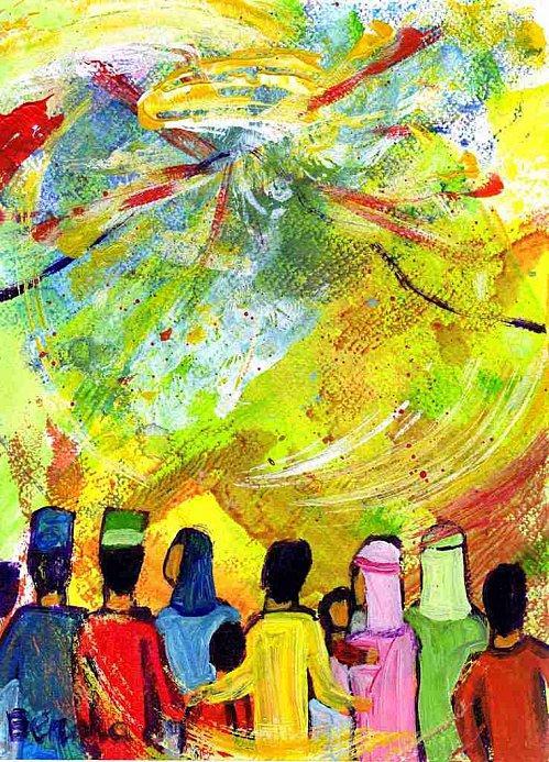 La Trinité et nous dans Communauté spirituelle