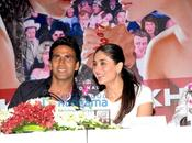 [PHOTOS] Akshay Kareena Kambakkht Ishq media meet