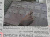Elections européennes handicapés peuvent utiliser machines voter. C'est quotidien crédit mutuel
