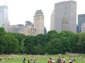 Pique-nique Central Park après visite chez Katz's Rice Riches visit deli