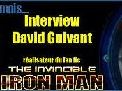"""L'invincible Iron Man"" David Guivant."
