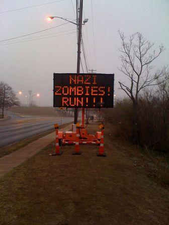 Des zombies aperçus au Texas! (4)