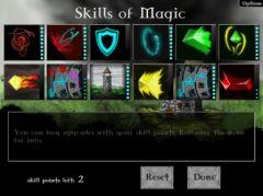 GemCraft - compétences
