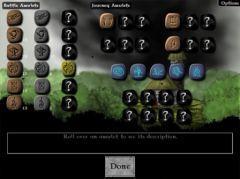 GemCraft - succès / achievements