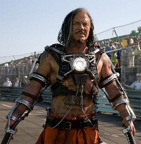 rourke iron man 2