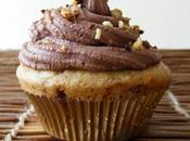 Cupcakes choco-noisettes petit goût caramel