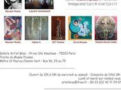 """Vernissage l'exposition """"Art, lumière spiritualité"""""""