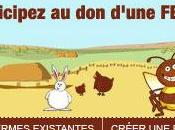 Offrez chèvres, poules, ruches