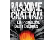 Maxime Chattam nous promet ténèbres