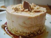 Cheesecake chocolat lait milka caramel