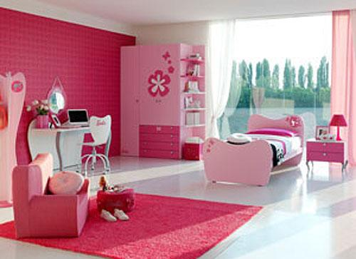 chambres barbie craquantes a n arr te plus paperblog. Black Bedroom Furniture Sets. Home Design Ideas