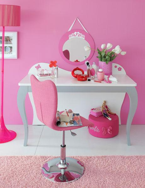 chambres barbie craquantes a n arr te plus paperblog. Black Bedroom Furniture Sets. Home Design Ideas