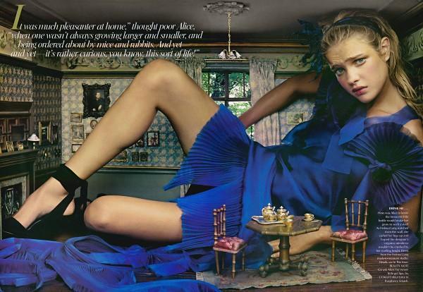 Annie Leibovitz - Alice aux pays des merveilles