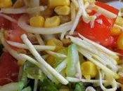 Salade ''Vide-Frigo'' Fenouil Maïs