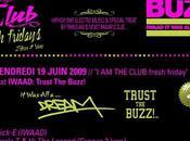 Trust Buzz Party Juin Club Montmartre