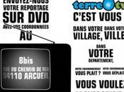 vidéo diffusé TerreTV c'est possible