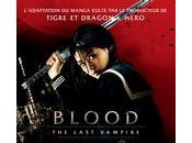 Blood, Last Vampire gagnants concours