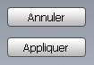 Appliquer les modifications des paramètres iTunes
