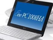 NetBook Asus Seashell 1008HA