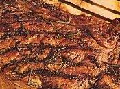 Barbecue: envie côte boeuf