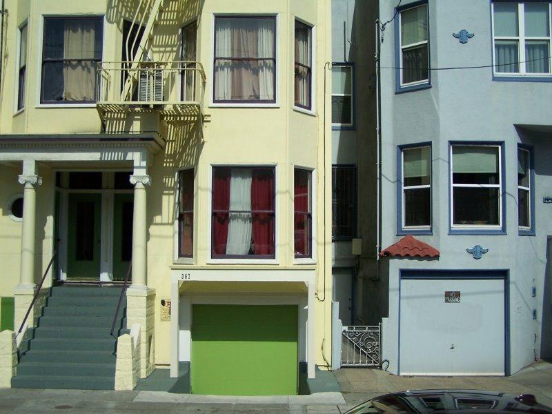 Painted Ladies, les maisons victoriennes san-franciscaines