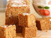 Pain d'épices l'orange Gingerbread loaf