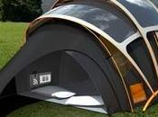 Concept tente solaire