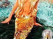 Paris Hilton joue petite sirène