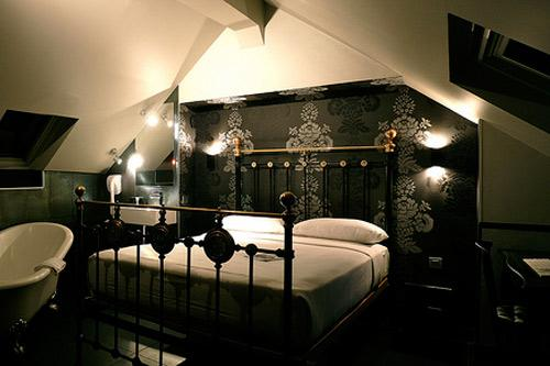 H tel design de la sorbonne envolez vous pour le 7e ciel for Hotel design sorbonne paris 6 rue victor cousin 75005
