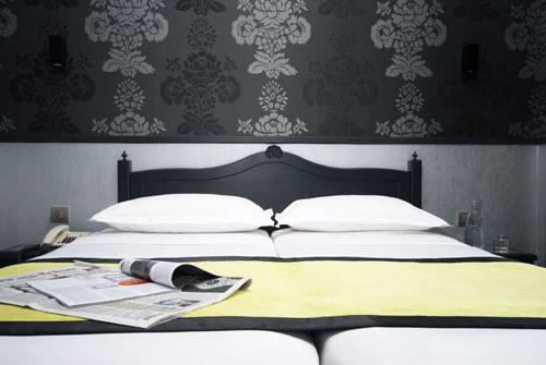 H tel design de la sorbonne envolez vous pour le 7e ciel for Hotel design sorbonne 6 rue victor cousin 75005 paris france