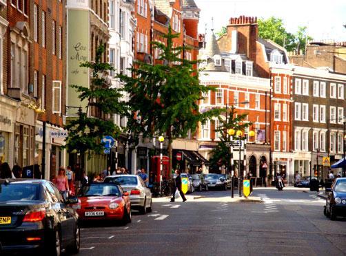Londres vs londres ni vu ni connu lire - Quartier londres shopping ...