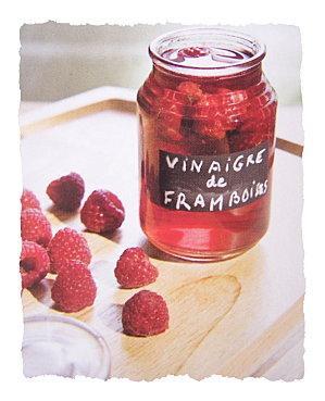 Vinaigre de framboises maison paperblog - Vinaigre de framboise maison ...