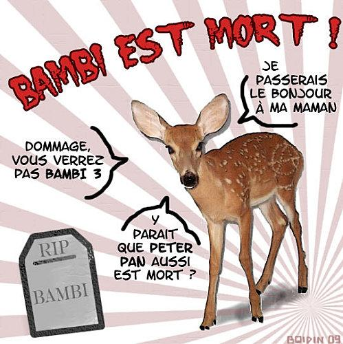 Racontage AT Day's 2013 Bambi-est-mort-L-1
