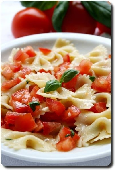 Salades de pates tout aide for Alba cuisine italienne