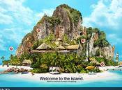 Welcome Island…