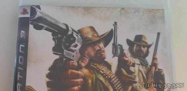 [Arrivage] Call of Juarez : Bound in Blood sur PS3