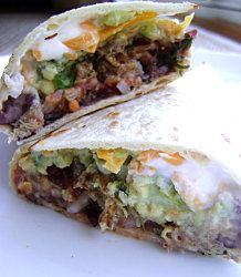 Burrito de Carnitas - Le Meilleur des Burritos…
