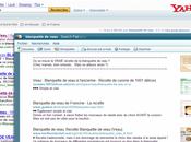 Yahoo Search Pad, sauvegardez recherches