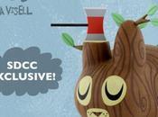 Kidrobot sdcc exclusive