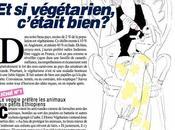 VÉGÉTARIEN C'ÉTAIT BIEN Marie Claire, VIII-09
