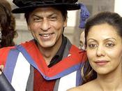 Shahrukh Khan reçoit doctorat