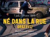Exposition dans Graffiti Fondation Cartier, Paris