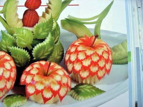 Astuces et fruits et legumes de saison voir - Decoration des plats en cuisine ...